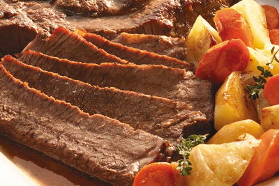 Really Tender Pot Roast