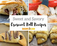 20 Easy Recipes Using Crescent Rolls
