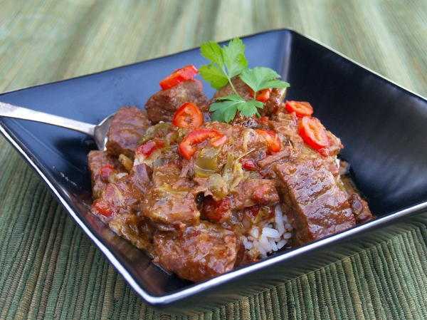 Favesouthernrecipes Com: Southern Smothered Round Steak