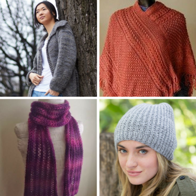 27 Free Knitting Patterns for the New Year