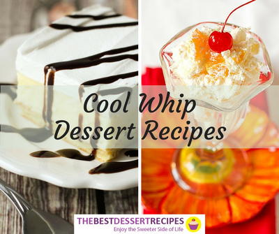 36 Cool Whip Desserts Youll Love