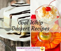 36 Cool Whip Dessert Recipes You'll Love