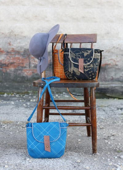 Wanderlust Crossbody Bag Pattern