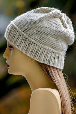 Nice and Neutral Slouch Hat