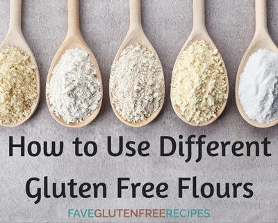 How to Use 23 Different Gluten Free Flours