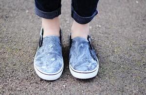 Marble Pattern Diy Shoes Design Diyideacenter Com