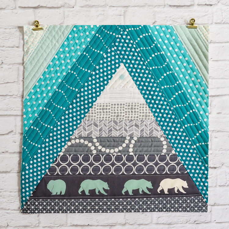 Bear Mountain Qayg Block Favequilts Com