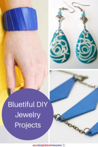 32 Bluetiful DIY Jewelry Projects