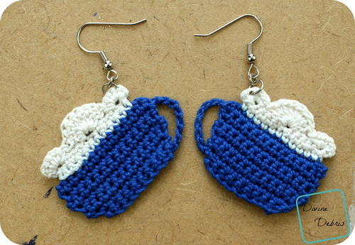 Mug of Cocoa Earrings