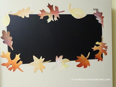 Autumn Jubilee Magnet Project