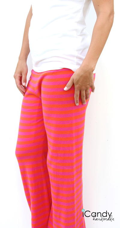 Comfy Lounge Pants Pattern