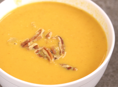 Better Than Panera Autumn Squash Soup