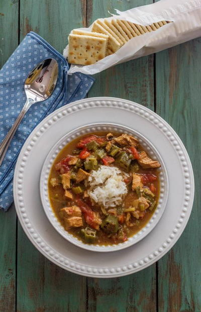 Old-Fashioned Gumbo Recipe
