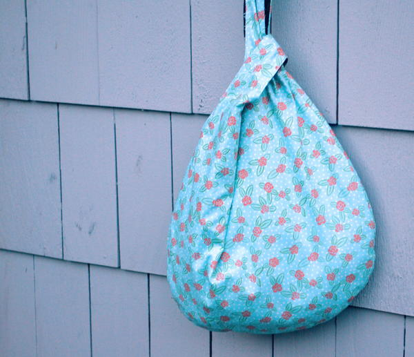 Japanese Knot Bag