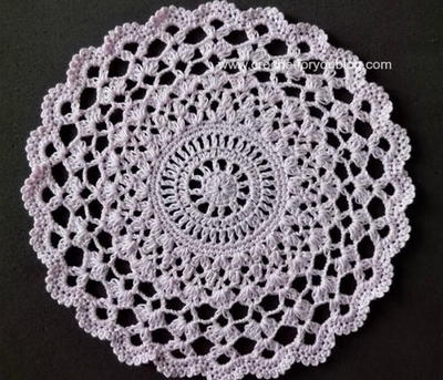 Crochet Doily Patterns Free For Beginners : 13 Free Crochet Doily Patterns for Beginners FaveCrafts.com