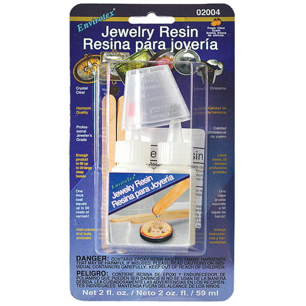 EnviroTex Jewelry Resin