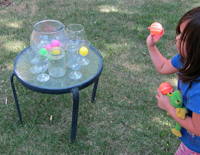 Dollar Store DIY Carnival Games