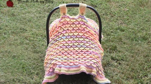 Car Seat Cover Crochet Pattern Favecraftscom