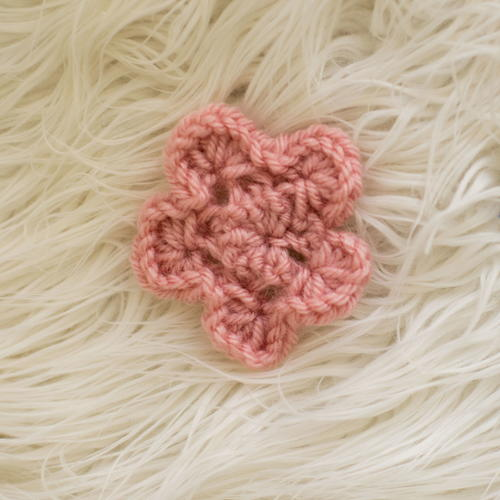 Cute and Simple Knit Flowers