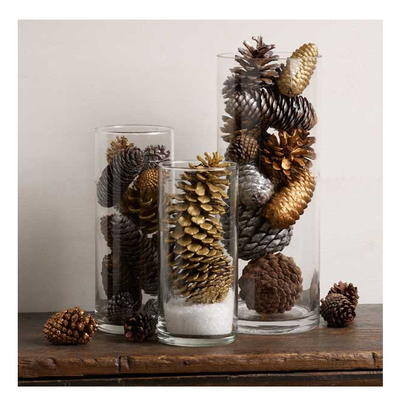 Pine Cone Easy Table Decoration