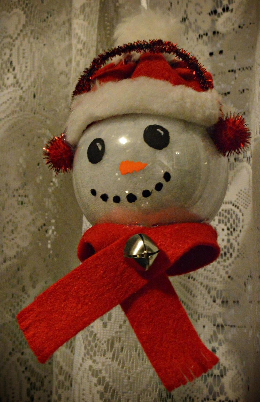 Snowman Head FaveCrafts
