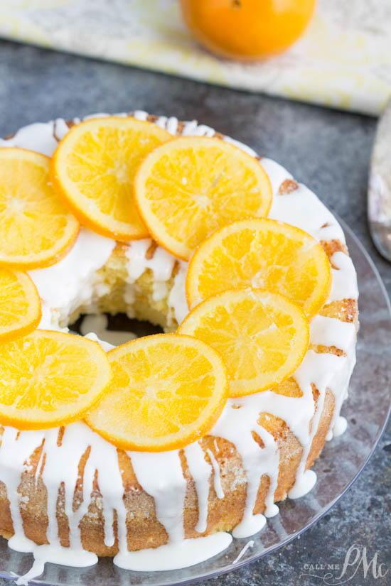 Easy Buttermilk Cake