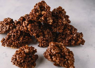 Rudolphs Rice Krispy Treats