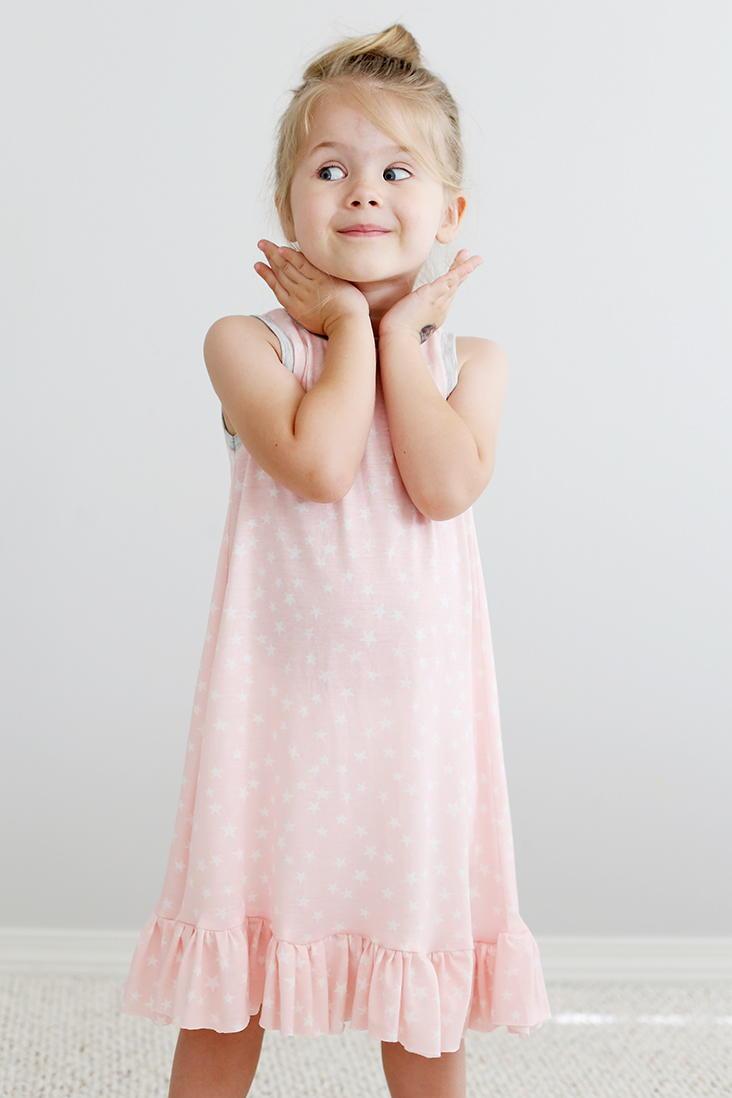 Summer Breeze Nightgown Pattern