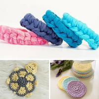 24 Miniature Crochet Patterns