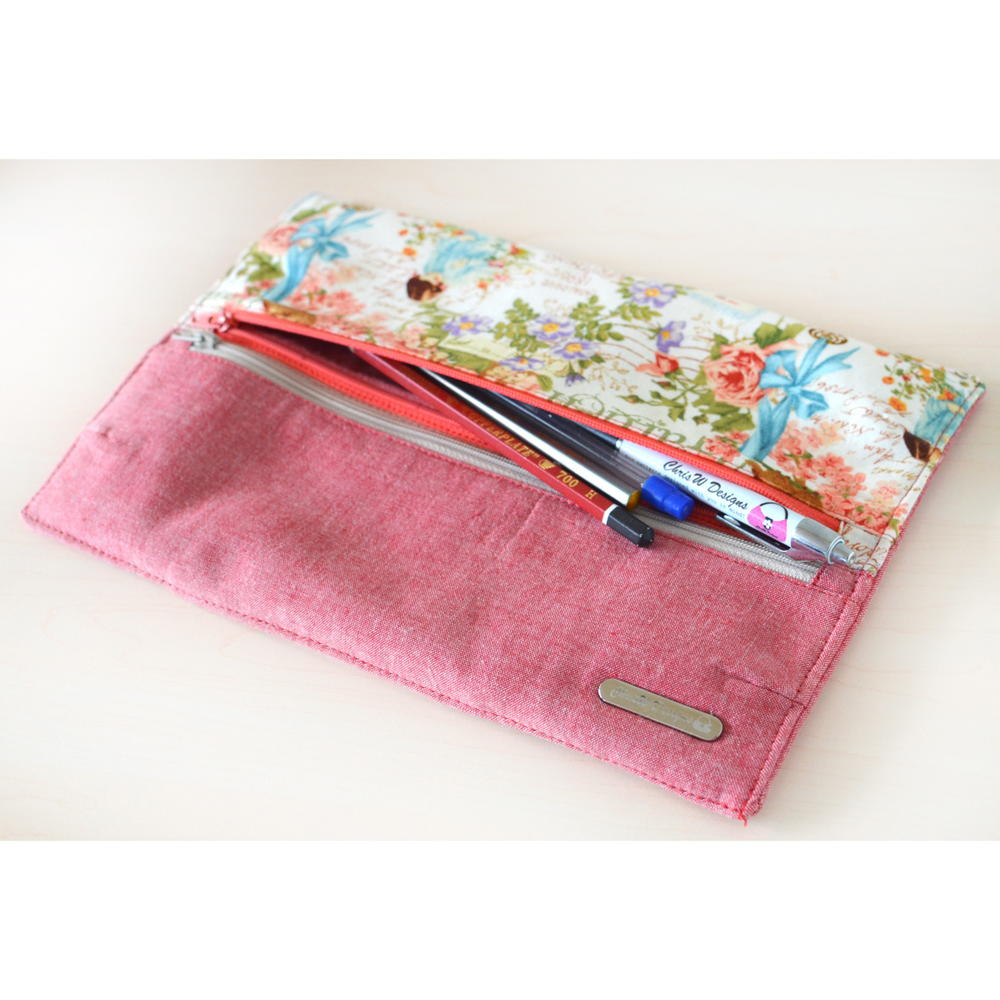 Free Gemini Pouch Pattern Allfreesewing Com