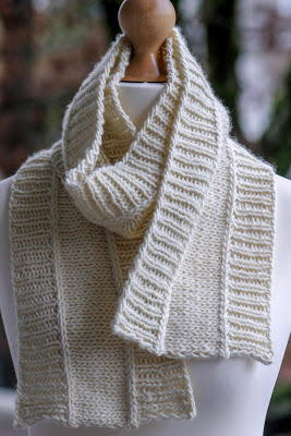 Nice and Neutral Scarf