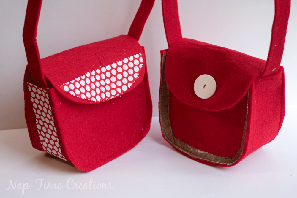 Small Felt Purse Pattern Allfreesewing Com