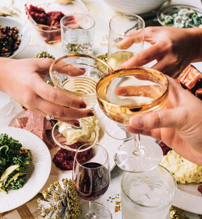 Wine Etiquette for Dinner Parties