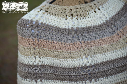 Delightfully Southern Shawl