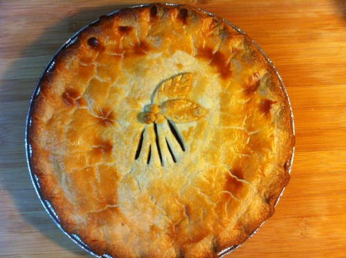 Christmas Meat Pie