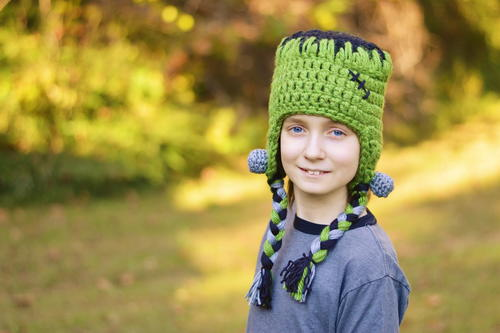Frankenstein's Monster Hat