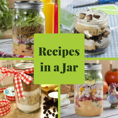 18 Recipes In A Jar Mrfood Com