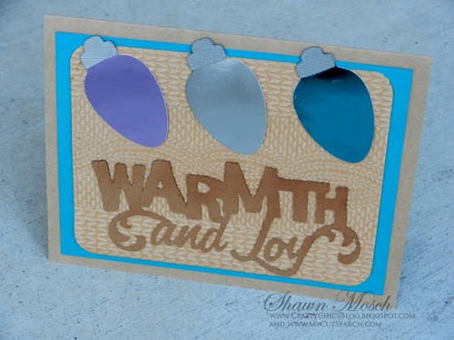 Warmth and Joy Card