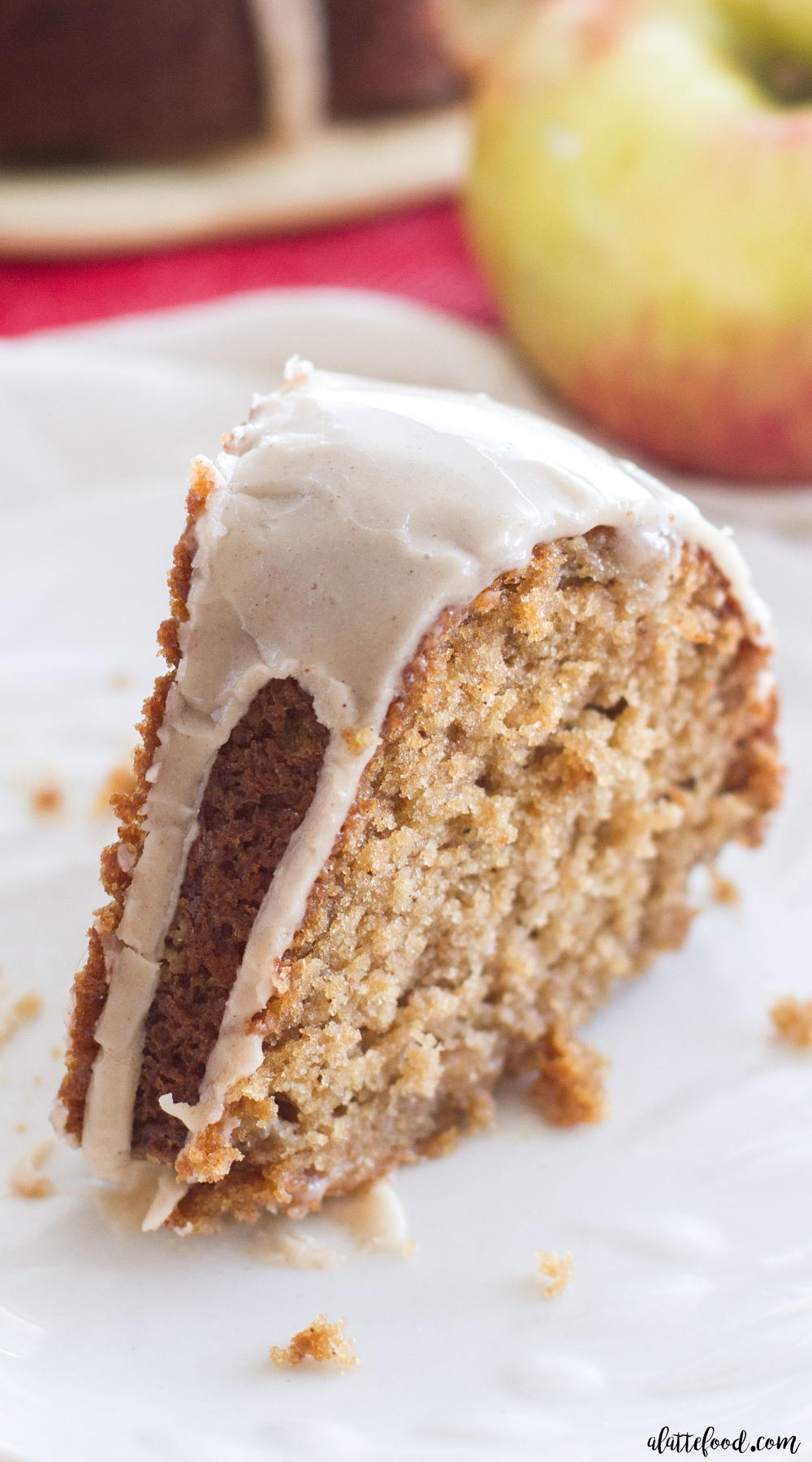 Amish Apple Bundt Cake
