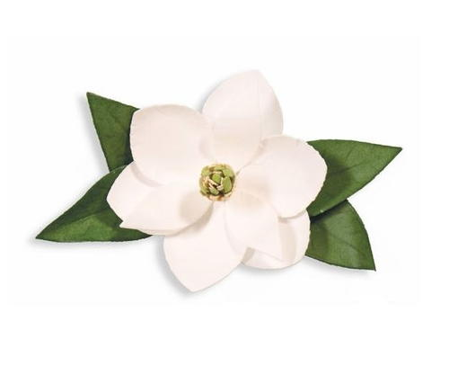 Paper Craft Magnolia Embellishment
