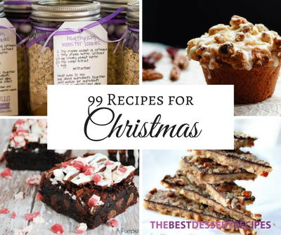 99 Recipes for Christmas