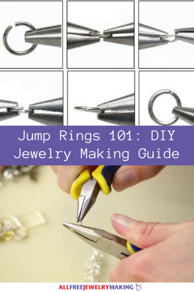 Jump Rings 101 DIY Jewelry Making Guide