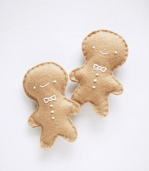 Gingerbread Man Hand Warmers