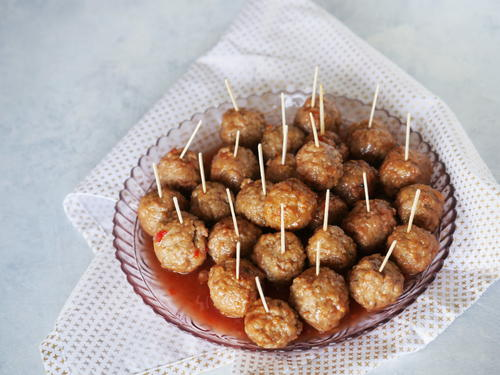 Start the Party Meatballs