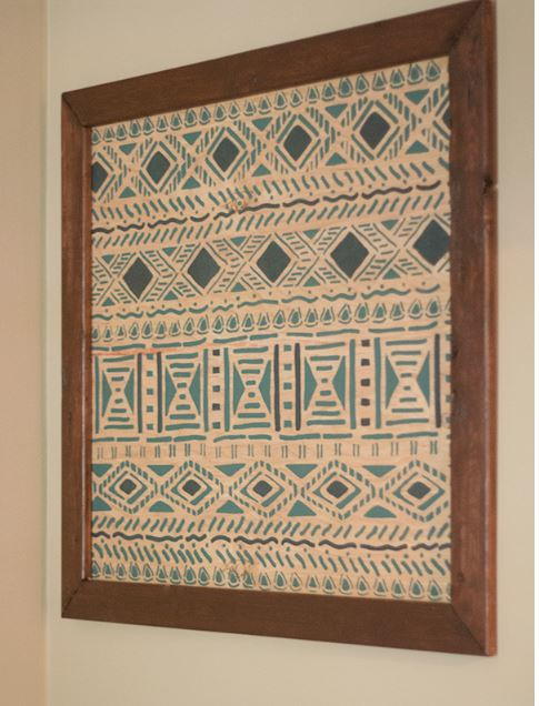 Tribal Inspired DIY Wall Art