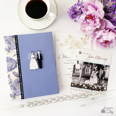Wedding Card Keepsake Book