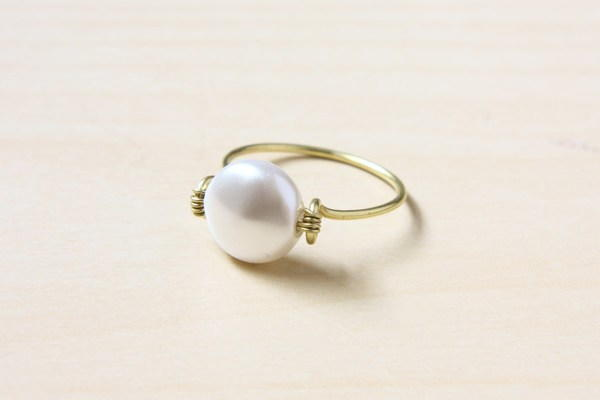 Simple and Elegant Wire Ring