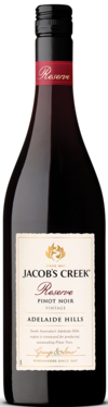 Jacobs Creek Reserve Adelaide Hills Pinot Noir 2013