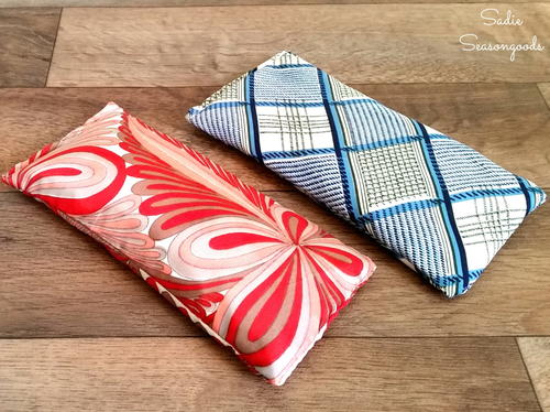 Retro Relaxation Aromatherapy Pillows