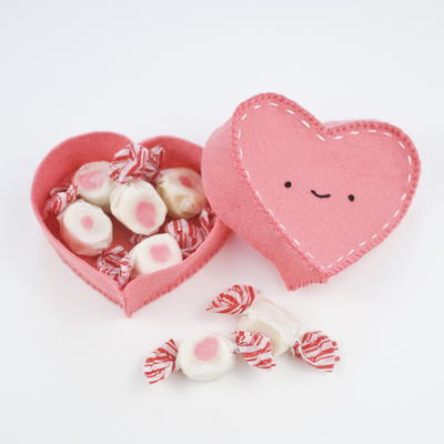 Valentines Day Heart Box